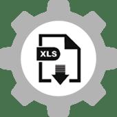 Tableaux exportables vers Excel.
