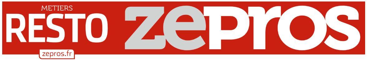 Directeur  de la publicité pôle Restauration Groupe ZEPRO